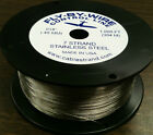 "Fly-By-Wire Control Line Airplane Wire - 1000 FT .018"" bright 7 strand wire 40lb"