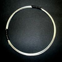 10 FT Alpacca Silver for Wire Wrapping, Round 18G DS