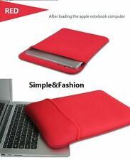 "7/10/11/13/14/15.6/17"" Inch Laptop Carrying Sleeve Case Bag for Macbook Notebook"