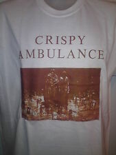 CRISPY AMBULANCE SHIRT joy division new order factory records the fall shirt