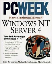 """Personal Computer Week"" How to Implement Microsoft Windows NT Server 4.0, Poynt"