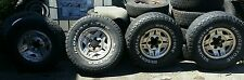 Toyota 4runner hilux surf factory alloy 6 stud rims 4x4 4wd wheels mags