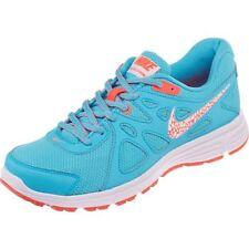 Nike Revolution 2 Women's Sneakers Athletic Shoes Clearwater/Hot Lava/White NEW