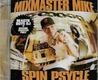 Spin Psycle by Mix Master Mike  Sep-2001, Moonshine Music CD New