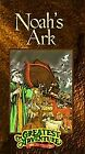 The Greatest Adventure Stories From the Bible Noah's Ark VHS Very Good 1996