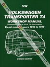 NEW WORKSHOP REPAIR MANUAL VOLKSWAGEN TRANSPORTER VW KOMBI VAN T4 DIESEL 96-99