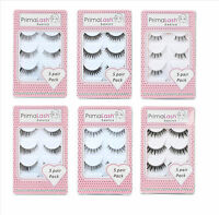 PrimaLash 5 Pack Synthetic Lashes - Brand New. Many Styles Available