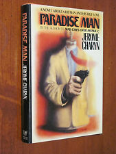 Paradise Man Jerome Charyn SIGNED FIRST EDITION