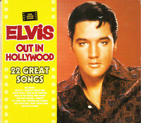 Elvis Presley OUT IN HOLLYWOOD - FTD 2 New / Sealed CD - Deleted/ Last Ones
