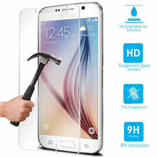 100% Genuine Premium Tempered HD Glass Screen Guard Protector For Samsung Galaxy