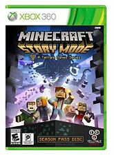 Minecraft: Story Mode - Season Disc - Xbox 360