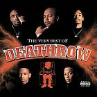 The Very Best of Death Row CD (2005) [PA] 14-Trks/2Pac/Snoop/Dr Dre/Dogg Pound