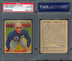 1935 NATIONAL CHICLE #12 TOM HUPKE PSA 4 (1745)
