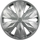 """## Special Clearance Price ## Premium Silver Wheel Covers 14"""" SET OF 4 (#961-S)"""