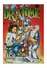 DR. ATOMIC #3- Larry Todd, '79 LAST GASP ECO-FUNNIES 1st Printing *RARE+OOP!