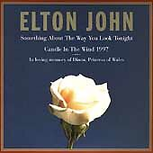 ELTON JOHN - Something about.../Candle in the Wind 1997 [Single] NEW
