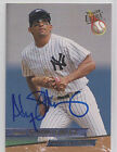 Andy Stankiewicz 1993 Fleer Ultra #249 New York Yankees SIGNED CARD AUTOGRAPHED