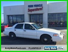 Ford: Crown Victoria Police Interceptor