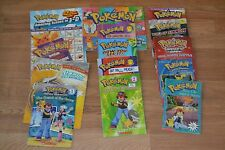 Pokemon Books lot of 14, Learn to Read Book, Picture Book Paperback