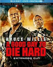 A Good Day to Die Hard (Blu-ray/DVD, 2013, 2-Disc Set, Includes Digital Copy;...