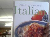 Penny Stephens Italian (What's Cooking) Very Good Book