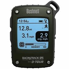 Bushnell BackTrack D-TOUR Handheld GPS Receiver