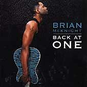 MINT Back at One by Brian McKnight (CD, Sep-1999, Motown (Record Label))