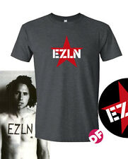 Rage Against The Machine EZLN Camiseta Ratm Zack De La Rocha zapatista Camiseta