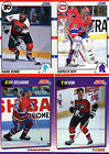 1990/91 1991/92 Score American Hockey complete / finish your set, you pick 20