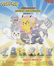 6 NEW RETIRED TOMY POKEMON MINI BUILDABLE FIGURES SERIES 4 YOU PICK ONE