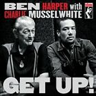 Ben Harper and Charlie Musselwhite - Get Up! (Audio CD - Jan 29, 2013)