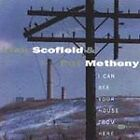 JOHN SCOFIELD & PAT METHENY- I CAN SEE YOUR HOUSE FROM HERE CD--MINT-RARE JAZZ