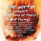 Cole Porter in Concert: Just One of Those Live Things by Various Artists (CD,...