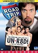 Road Trip (DVD, 2000, Unrated Version, Widescreen) Brand New & Ships FREE!