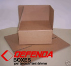 CARDBOARD POSTAL BOXES ALL SIZES MADE & LISTED SATB