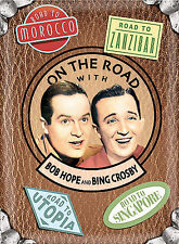 new On the Road With Bob Hope and Bing Crosby Collection FREE SHIPPING!!