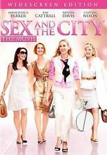 Sex In The City The Movie ~ (DVD,  Widescreen, 2008) Brand New Sealed