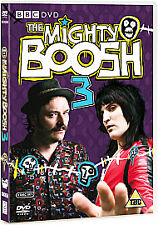 The Mighty Boosh - Series 3 - Complete (DVD, 2008, 2-Disc Set)