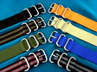 PREMIUM ZULU STYLE MILITARY STYLE WATCH STRAPS / BANDS