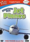 Little Steps Adventures with Jet Planes with bonus Awesome Ships DVD New!