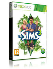 The Sims 3 (Microsoft Xbox 360, 2010)