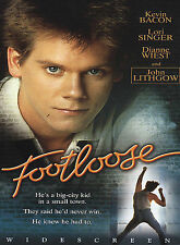 Footloose (DVD, 2004, Widescreen) Free Shipping! Starring Kevin Bacon!