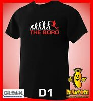 THE BORO  evolution sports football funny MENS T SHIRT small to 5XL D1