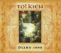 1999 Tolkien The Hobbit Diary Hardback Book Collectable