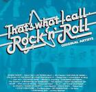 (VINYL LP) THAT'S WHAT I CALL ROCK 'N' ROLL / VARIOUS ARTISTS