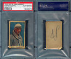 1920 W519 UNNUMBERED EDDIE COLLINS HAND CUT PSA 0 AUTHENTIC (8076)