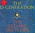 (VINYL LP) THE D-GENERATION / THE SATANIC SKETCHES - COMEDY