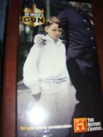 SEALED! My Fathers Gun Emmy VHS History Channel Police True Story