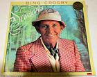 BING CROSBY SEASONS THE CLOSING CHAPTER 33 RPM VINYL RECORD- EXCELLENT