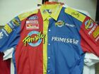 Ted Musgrave FamilyChannel/Primestar race used pit crew shirt L